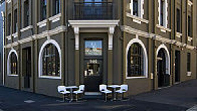 Exterior View Vulcan Hotel