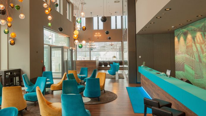 Empfang Motel One