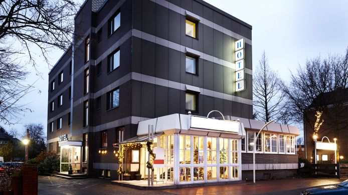 Vue extérieure Hotel Hannover Airport by Premiere Classe