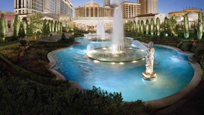 Caesars Palace Las Vegas Hotel Casino 4 Hrs Star Hotel