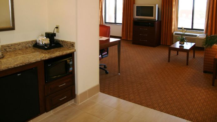 Außenansicht Hampton Inn - Suites Las Vegas-Red Rock-Summerlin