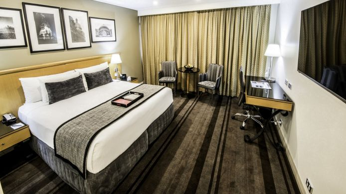 Chambre individuelle (confort) RYDGES WORLD SQUARE