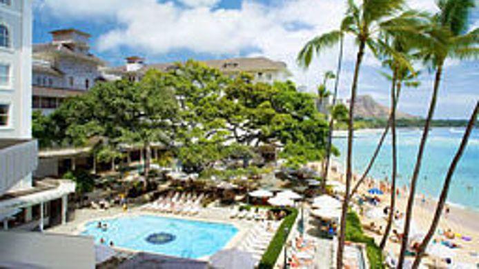 Exterior View Moana Surfrider A Westin Resort Spa Waikiki Beach