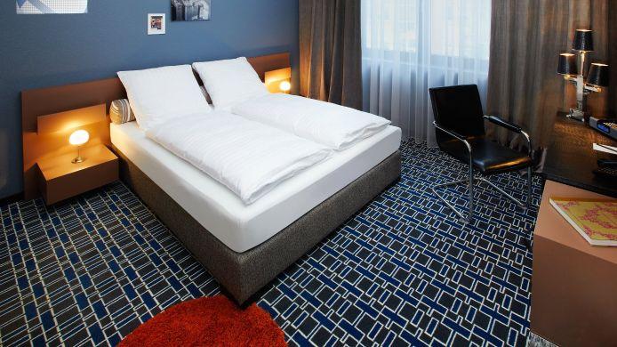 25hours Hotel The Trip Frankfurt Am Main 4 Hrs Sterne Hotel Bei