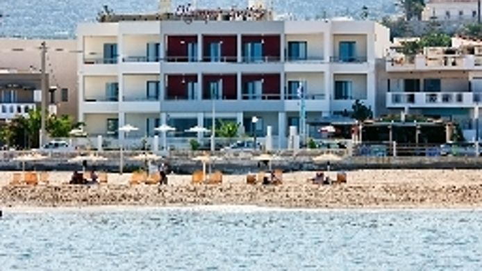 598116ef5dc7 Olympic II Hotel Apartments - 4 HRS star hotel in Rethymno