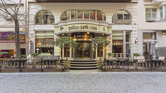 Picture Golden Park Hotel Taksim