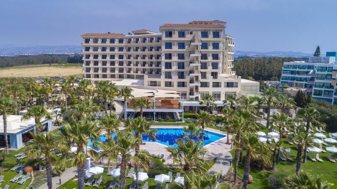 Aquamare Beach Hotel Spa Chlorakas 4 Hrs Sterne Hotel Bei Hrs