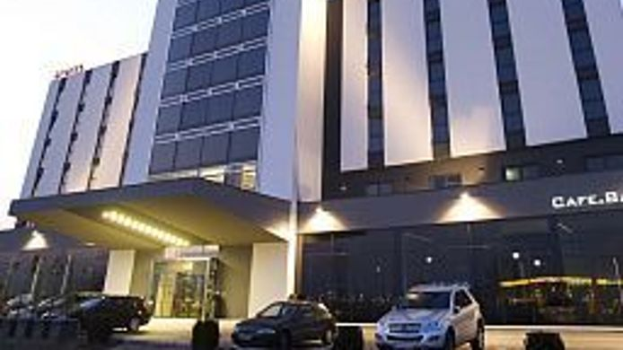 Hotel Pannonia Tower - 4 HRS star hotel in Parndorf 8399fdbccb8