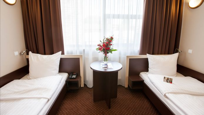 Double room (superior) Diament Hotel Spodek
