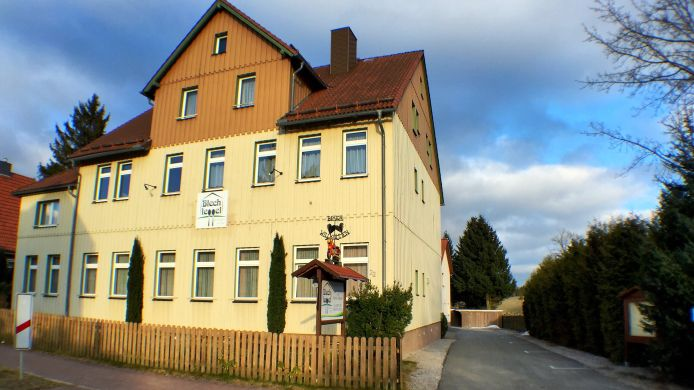 Foto Blechleppel Pension