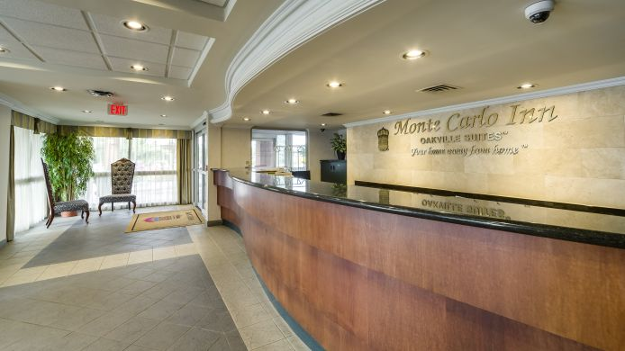 Reception Monte Carlo Inns - Oakville Suites