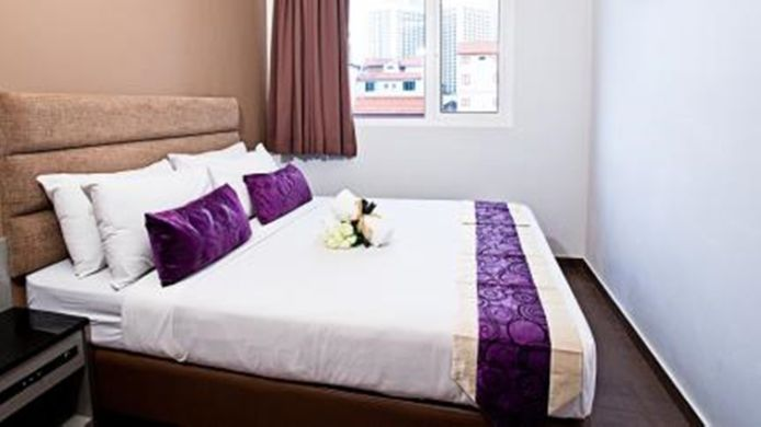 Single room (standard) Fragrance Hotel - Imperial