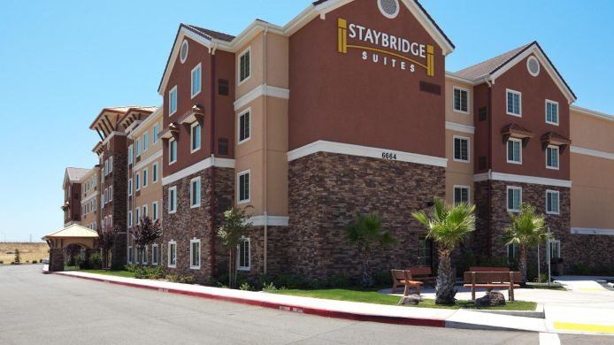 Vista exterior Staybridge Suites ROCKLIN - ROSEVILLE AREA