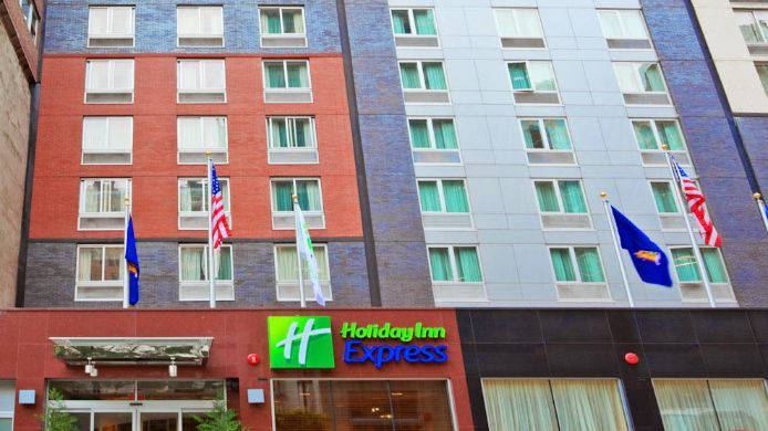 holiday inn express new york city times square 3 hrs star hotel