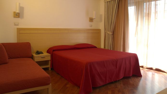 Double room (standard) Catania Town