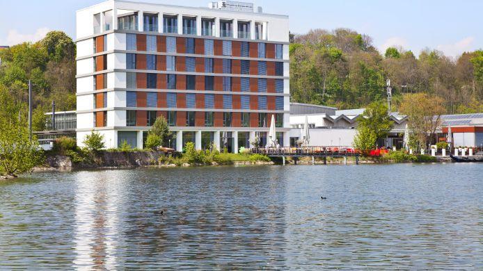 Lago Hotel Am See Ulm Germany Booking Com