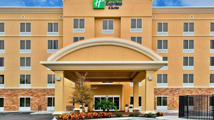 Außenansicht Holiday Inn Express & Suites LARGO-CLEARWATER