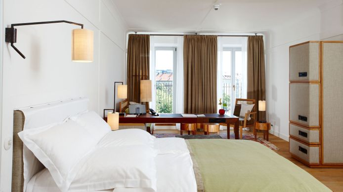 Double room (superior) LOUIS Hotel