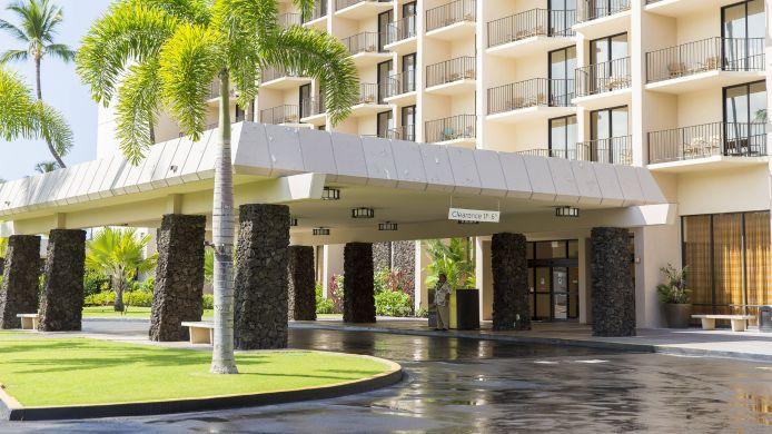 Courtyard King Kamehameha S Kona Beach Hotel Kailua 3 Hrs Sterne