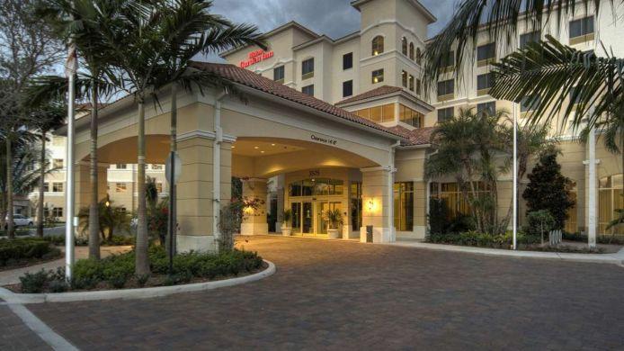 exterior view hilton garden inn palm beach gardens - Hilton Garden Inn West Palm Beach