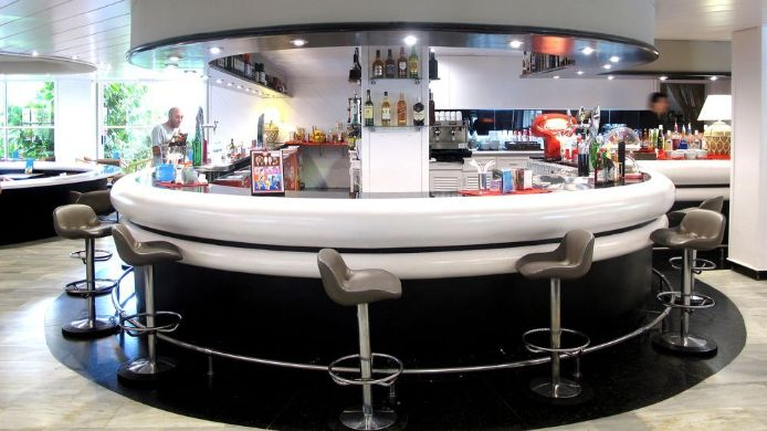 Hotel-Bar Ohtels Belvedere