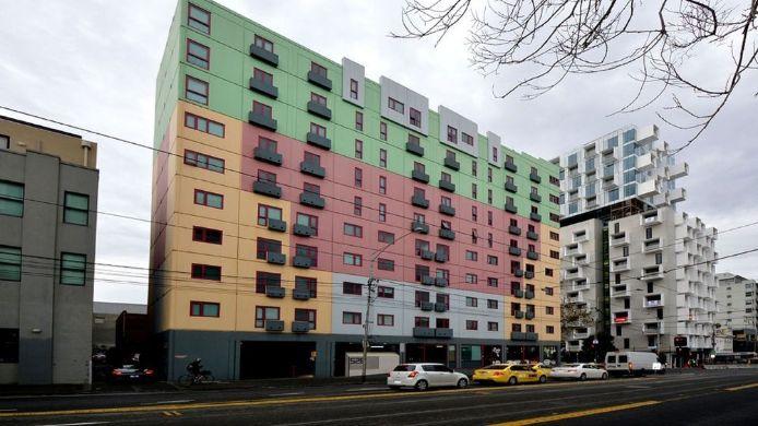 Exterior View Plum Carlton Serviced Apartments