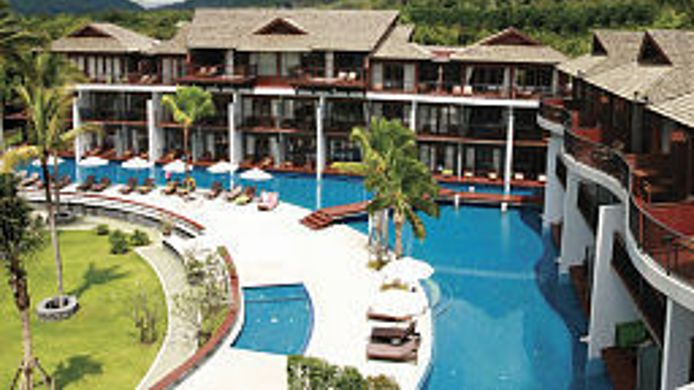 Exterior View Holiday Inn Resort Krabi Ao Nang Beach