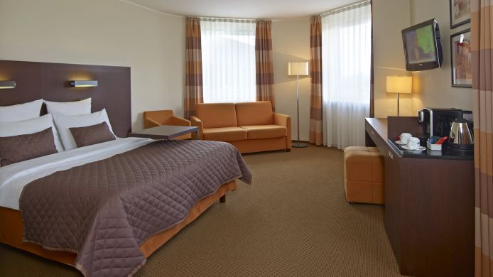 Junior-suite Hotel Mercure Warszawa Airport