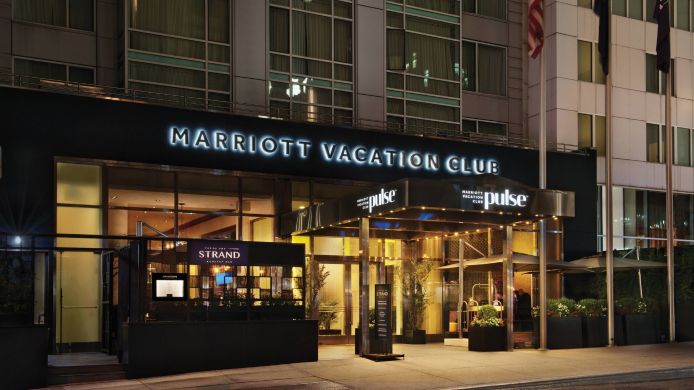 Außenansicht Marriott Vacation Club Pulse New York City