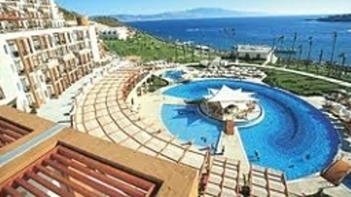 Hotel Yasmin Bodrum Resort All Inclusive 5 Hrs Sterne Hotel Bei