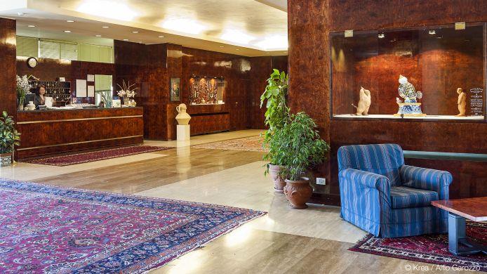 Reception Mondello Palace Hotel