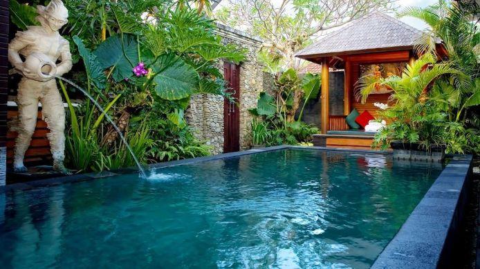 Hotel The Bali Dream Villa Seminyak 4 Hrs Star Hotel