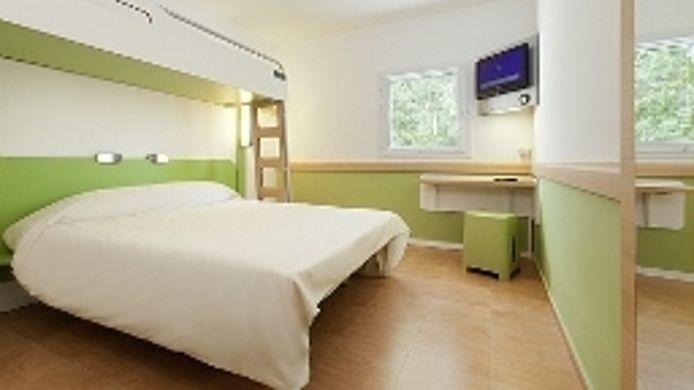 Hotel Ibis Budget Hamburg St. Pauli Messe – Hôtel 1 étoiles