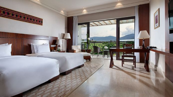 Chambre double (standard) Grand Metropark Resort Sanya
