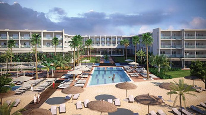 Hotel Riu Palace Jamaica In Montego Bay