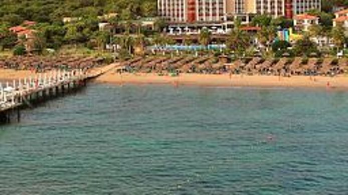 Außenansicht Voyage Sorgun - All Inclusive