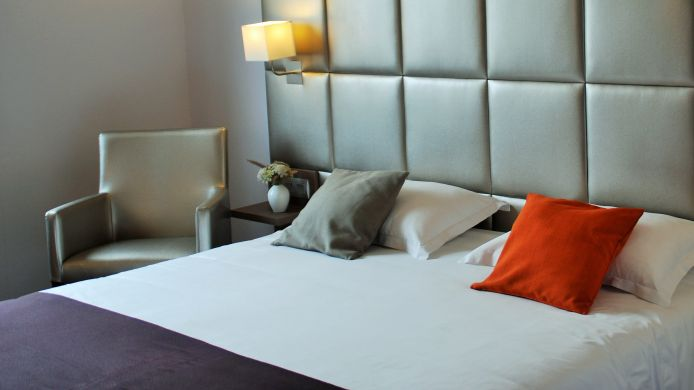 check out 62f87 97fd7 Chambre individuelle (standard) Brit Hotel Rennes Cesson - Atalante Beaulieu