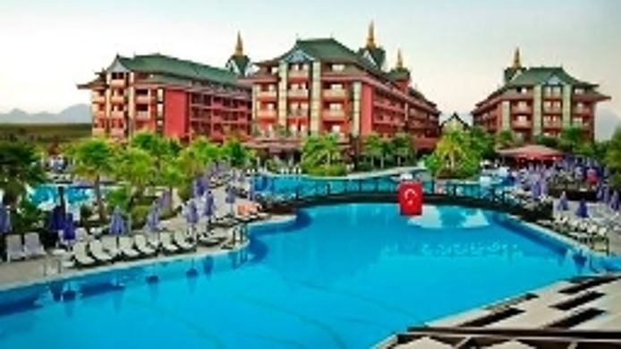 Außenansicht Siam Elegance Hotels & Spa - All Inclusive