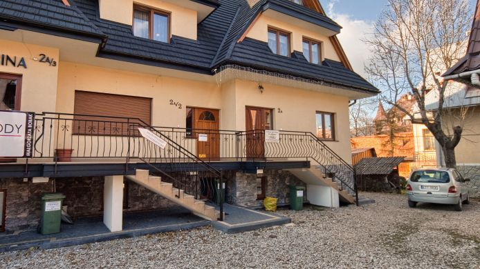 Appartamento VISITzakopane City Apartments