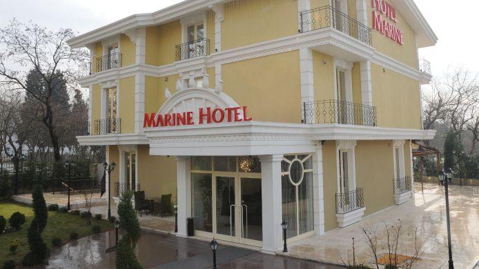 Pendik Marine Hotel In Istanbul