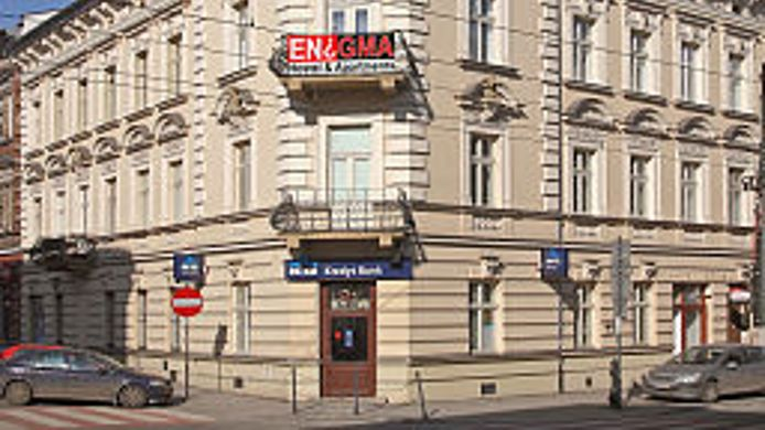 Exterior view Enigma Hostel&Apartments