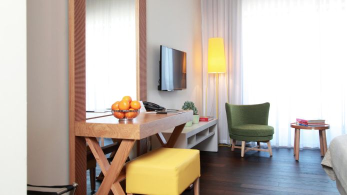 Chambre double (standard) Sadot Hotel - an Atlas Boutique Hotel