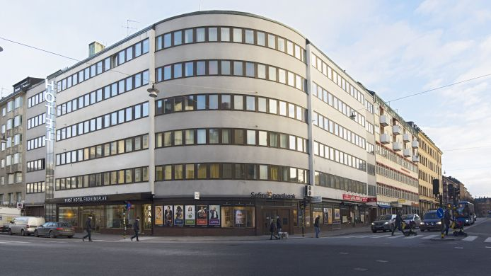 Bild First Hotel Fridhemsplan