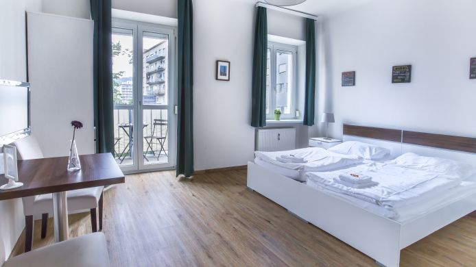 Single room (standard) B&B Graz