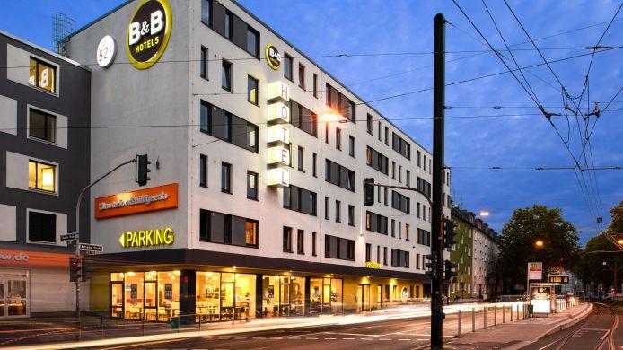 B B Hotel Dusseldorf Hbf 3 Hrs Sterne Hotel Bei Hrs Mit Gratis