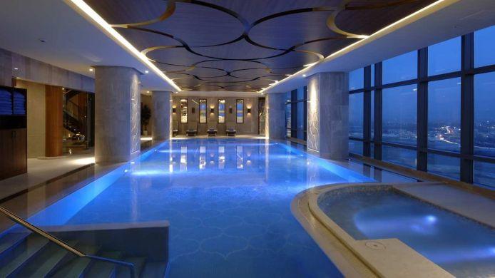 Hotel Hilton Bursa Convention Center and Spa - 4 HRS star hotel