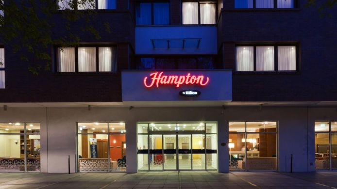 Vista exterior Hampton by Hilton Swinoujscie