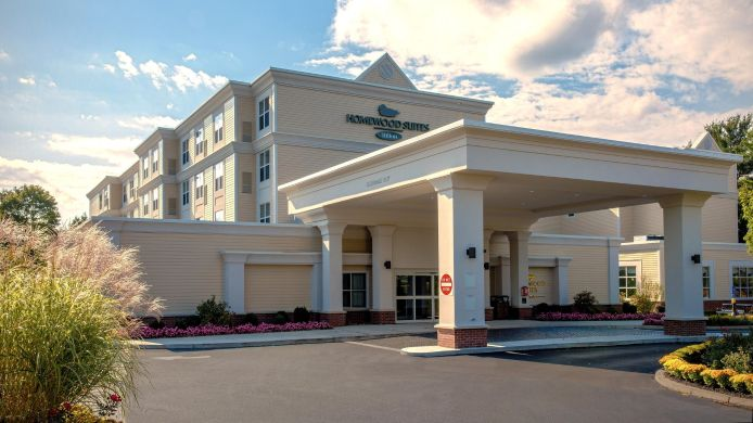 Buitenaanzicht Homewood Suites by Hilton Boston-Canton MA
