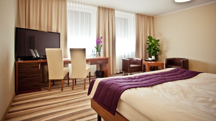 Junior Suite Hotel***Mazovia