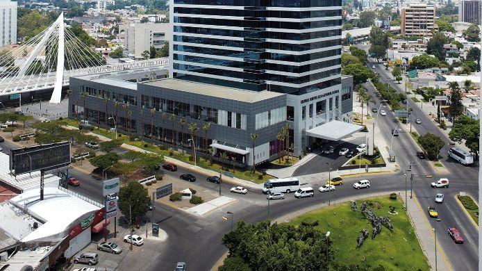 Hotel Riu Plaza Guadalajara 5 Hrs Star Hotel